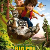 Big Pai, Big Filho; animação leva pai e filho em aventura com muito humor lança trailer oficial