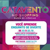 Gratuito|Shopping Anália Franco recebe Museu Catavento em comemoração ao Dia das Crianças
