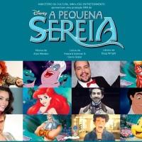 A Pequena Sereia, O Musical da Broadway chega no Brasil em2018| Conheça o elenco principal!