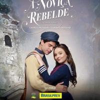 Larissa Manoela aparece ruiva e de franjinha em A Noviça Rebelde A atriz faz parte do elenco do musical que tem estreia prevista para 28 de março