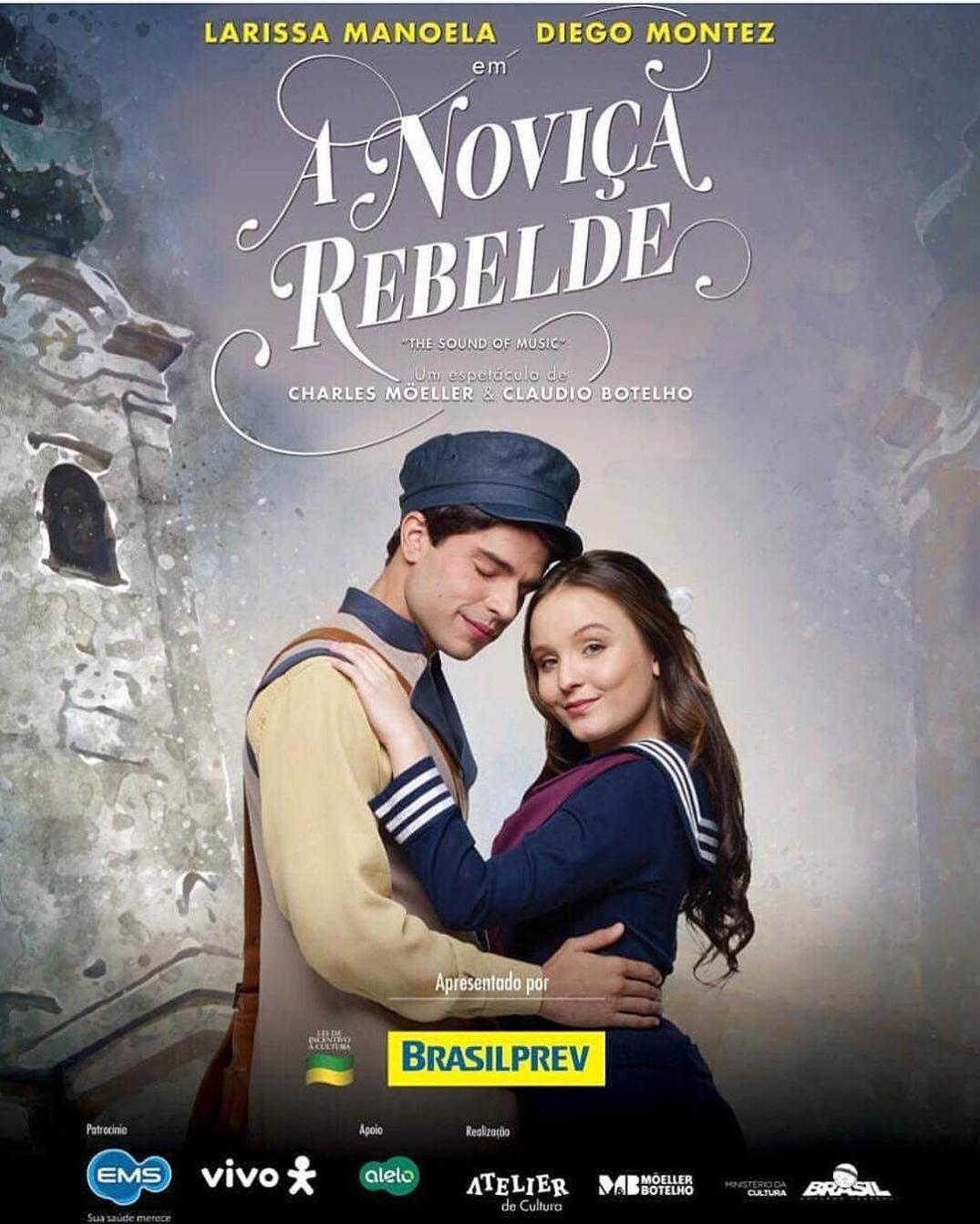 A Noviça Rebelde se passa na Áustria e conta a história de Maria, uma  noviça que cuida dos filhos do barão Georg Von Trapp e é obrigada a fugir  com eles dos ... 5eac43690b