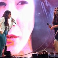 Simone se apresenta sozinha em Fortaleza; confira vídeos