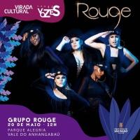 Rouge substitui Xuxa na Virada Cultural em São Paulo
