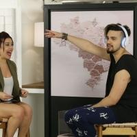 Luan Santana e Fernanda Souza ganham programa nos sábados da Globo!