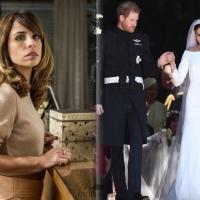 Atriz Maria Ribeiro se declara contra casamento real