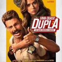 """""""Uma Quase Dupla"""", estrelado por Tatá Werneck e Cauã Reymond, divulga cartaz e trailer oficiais"""