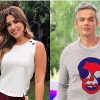 """Otaviano Costa deixará o """"Vídeo Show"""" para comandar programa de auditório e Vivian Amorim pode assumir seu lugar!"""