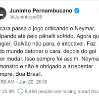 Demitido da Globo, comentarista solta o verbo e expõe segredo de Galvão Bueno