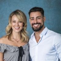 Paolla Oliveira e Cauã Reymond vão ser um casal na novela 'Troia'