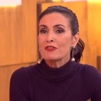 Fátima Bernardes será substituída por Patrícia Poeta no Encontro