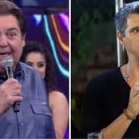 Márcio Garcia comemora que conseguiu 7 milhões da Lei ROUANET para seu novo filme, e que vai substituir Faustão no Domingão!