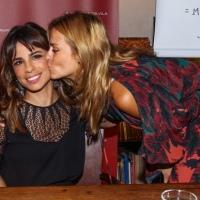 Polêmica| Carolina Dieckmann e Maria Ribeiro deixam de se seguir nas redes sociais. Amizade acabou ?