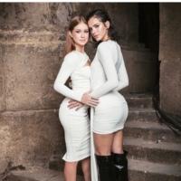 """Marina Ruy Barbosa curte e Marquezine comenta teste de """"Surubão de Noronha"""""""