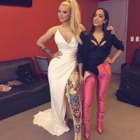 Anitta foi humilhada no exterior e chantageou programa para cantar com Iggy Azalea