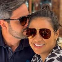 Em viagem, Simone posta foto romântica com marido após polêmica. Entenda!